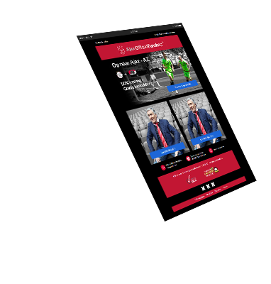 responsive template Ajax shop